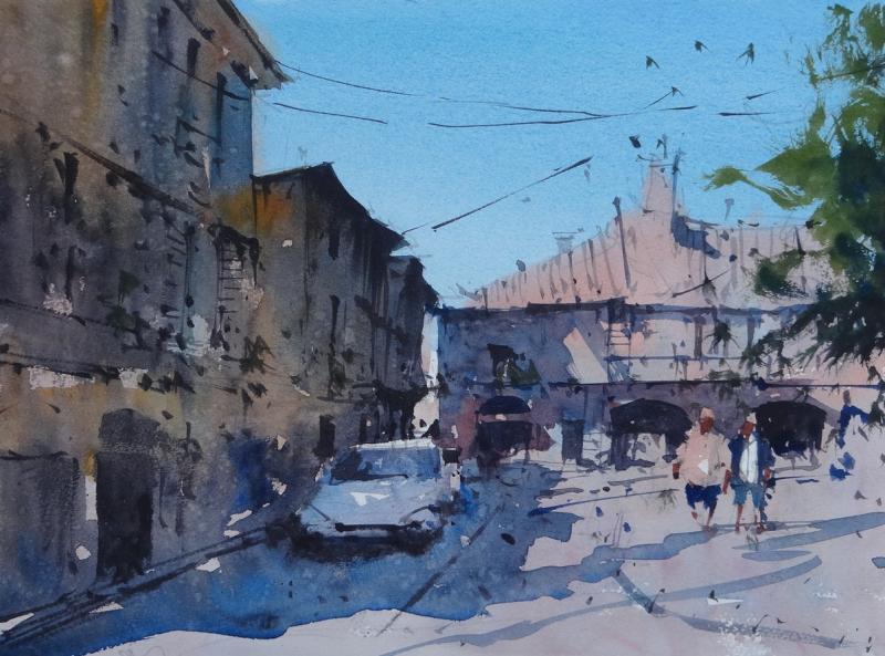 Rue Louis Pasteur St Foy La Grande