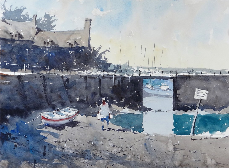 Demo bristol art group porlock weir