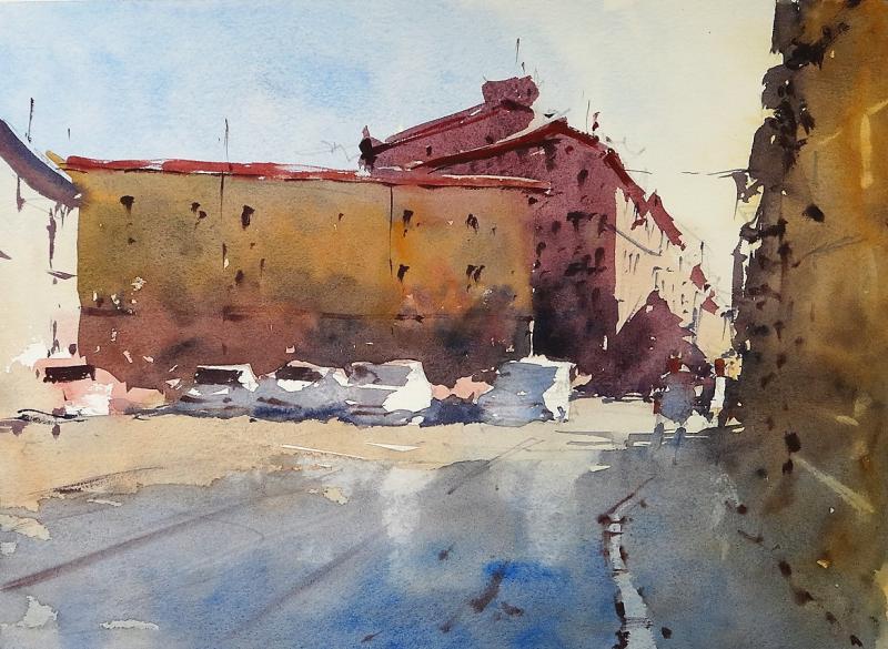 Livorno contrasts