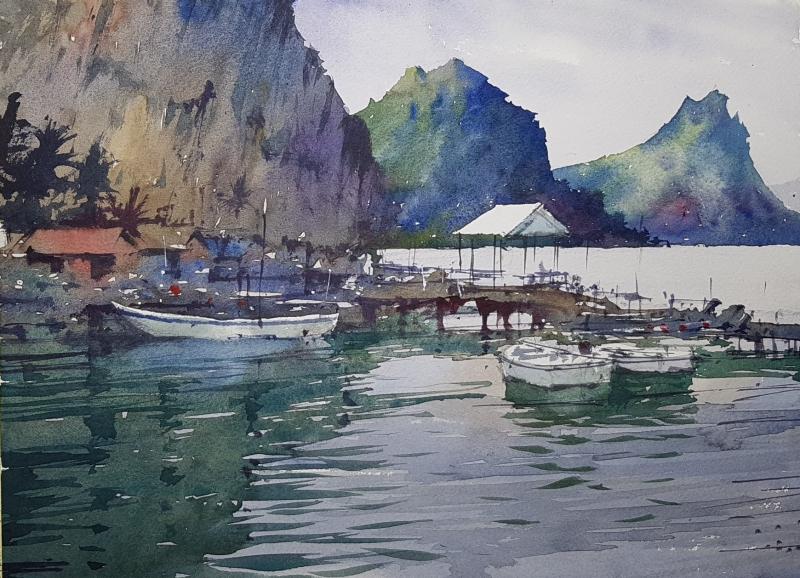 Ko Panyi Thailand Duncan Patreon
