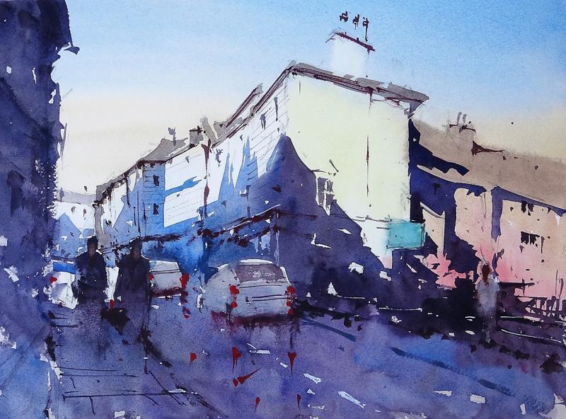 Totnes high street 2