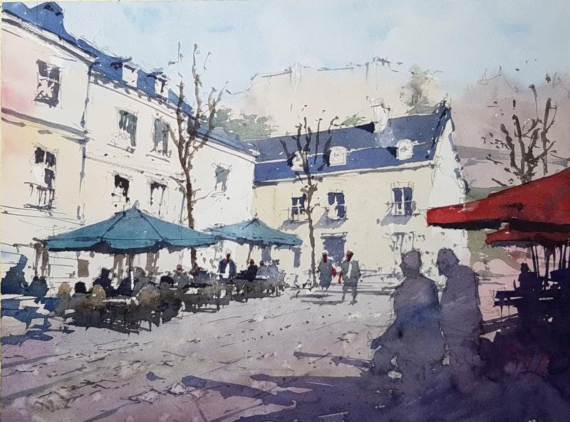 Chinon France