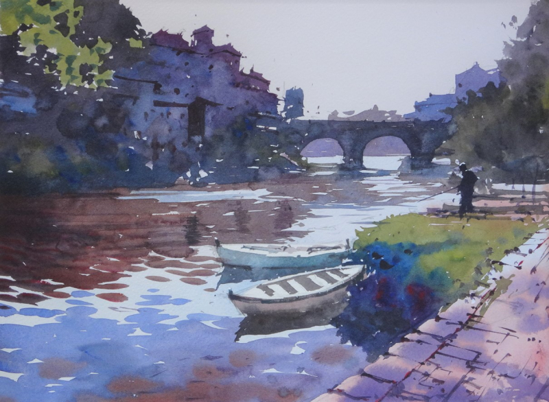 Medieval bridge Portugal