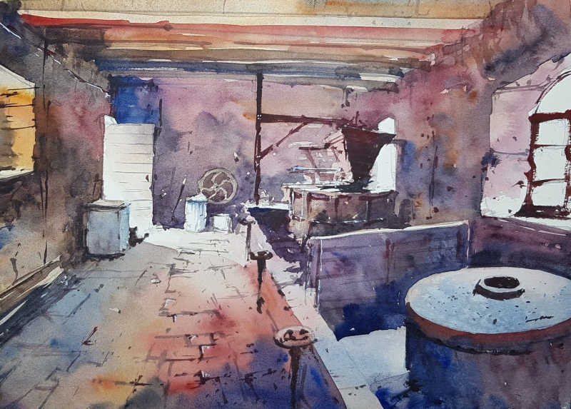 Watermill demo may 2021 by tim wilmot