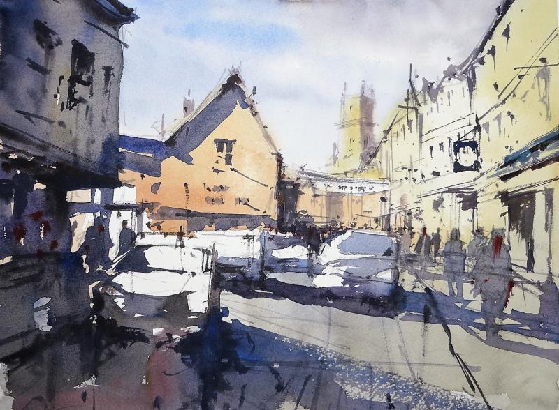 Dyer Street Cirencester