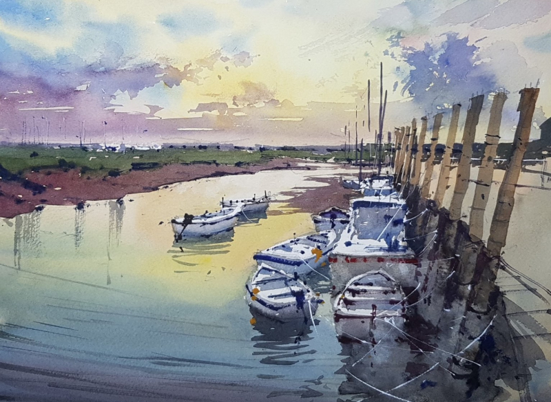 Blakeney norfolk mike f