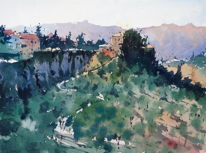 West of Ronda