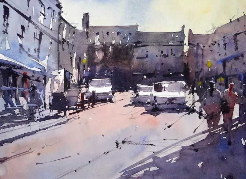 Tetbury Market Place #3