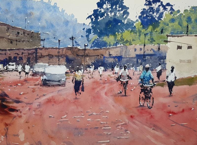 Kabale Uganda by Tim Wilmot