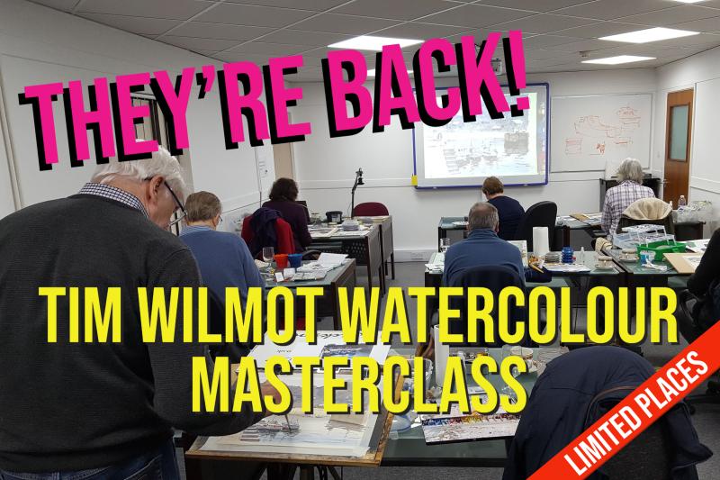 Watercolour courses